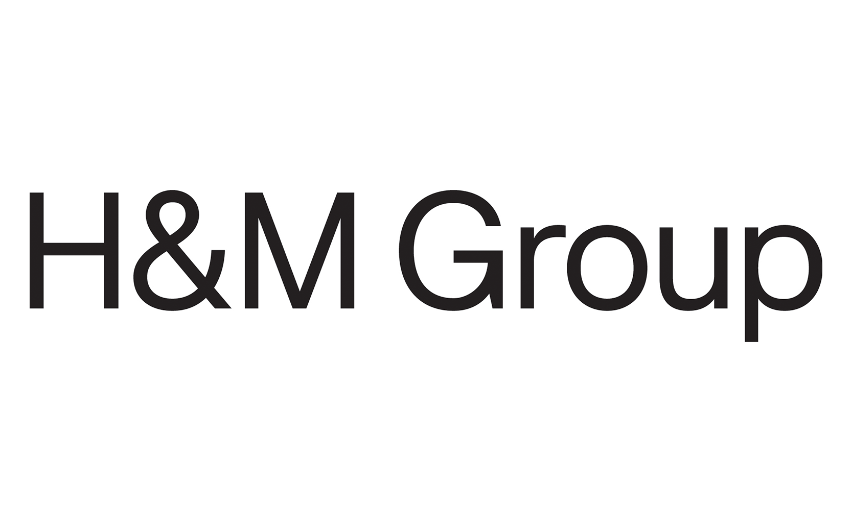 H&M group logotyp