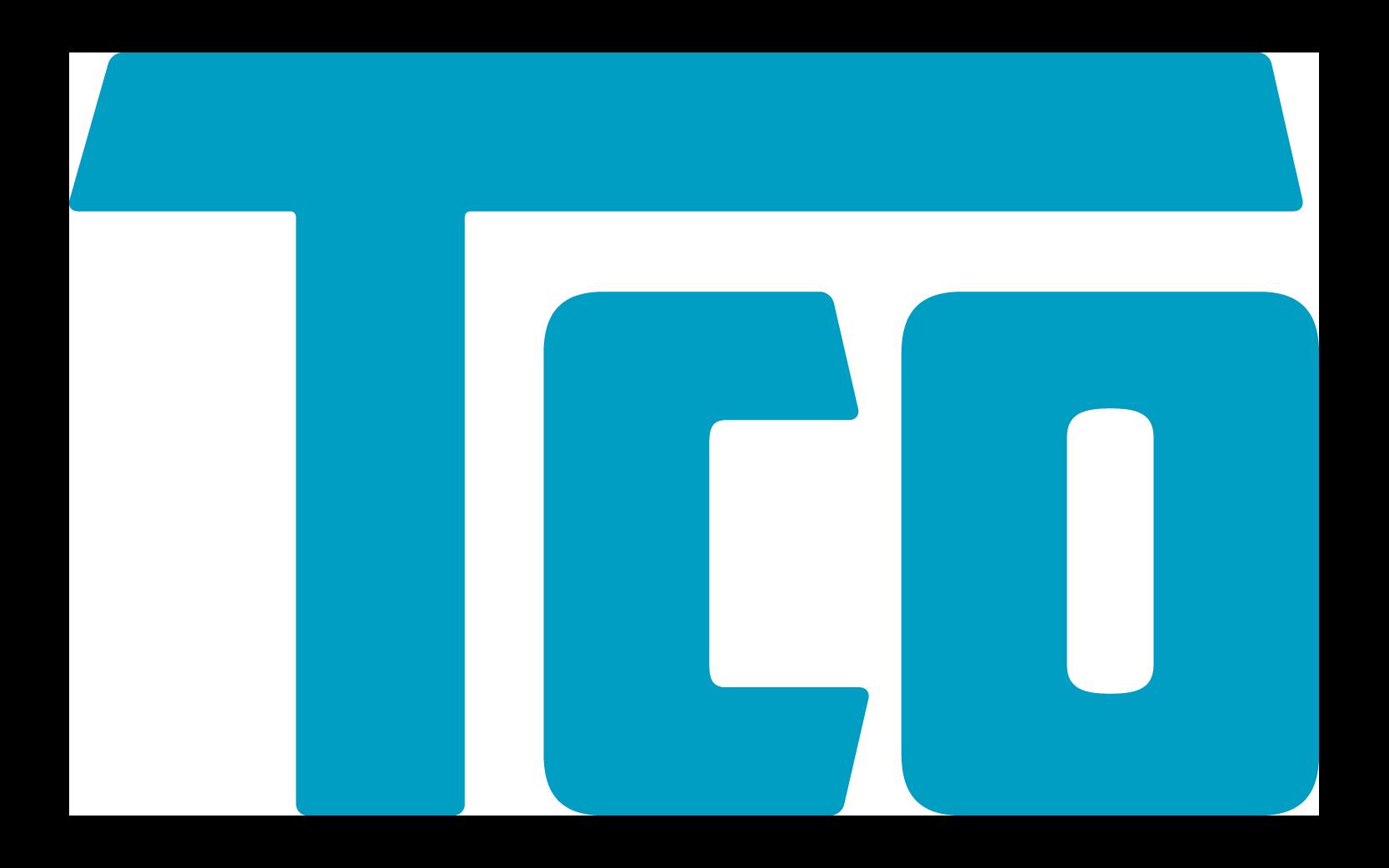 Logotyp för TCO