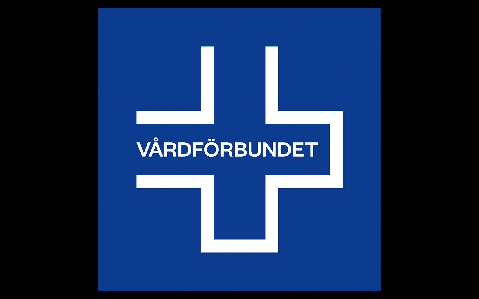 Vårdförbundets logotyp