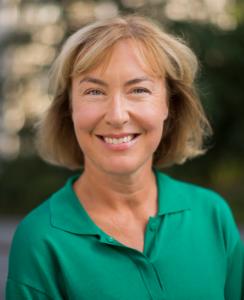 Pernilla Baralt, UNICEF Sverige