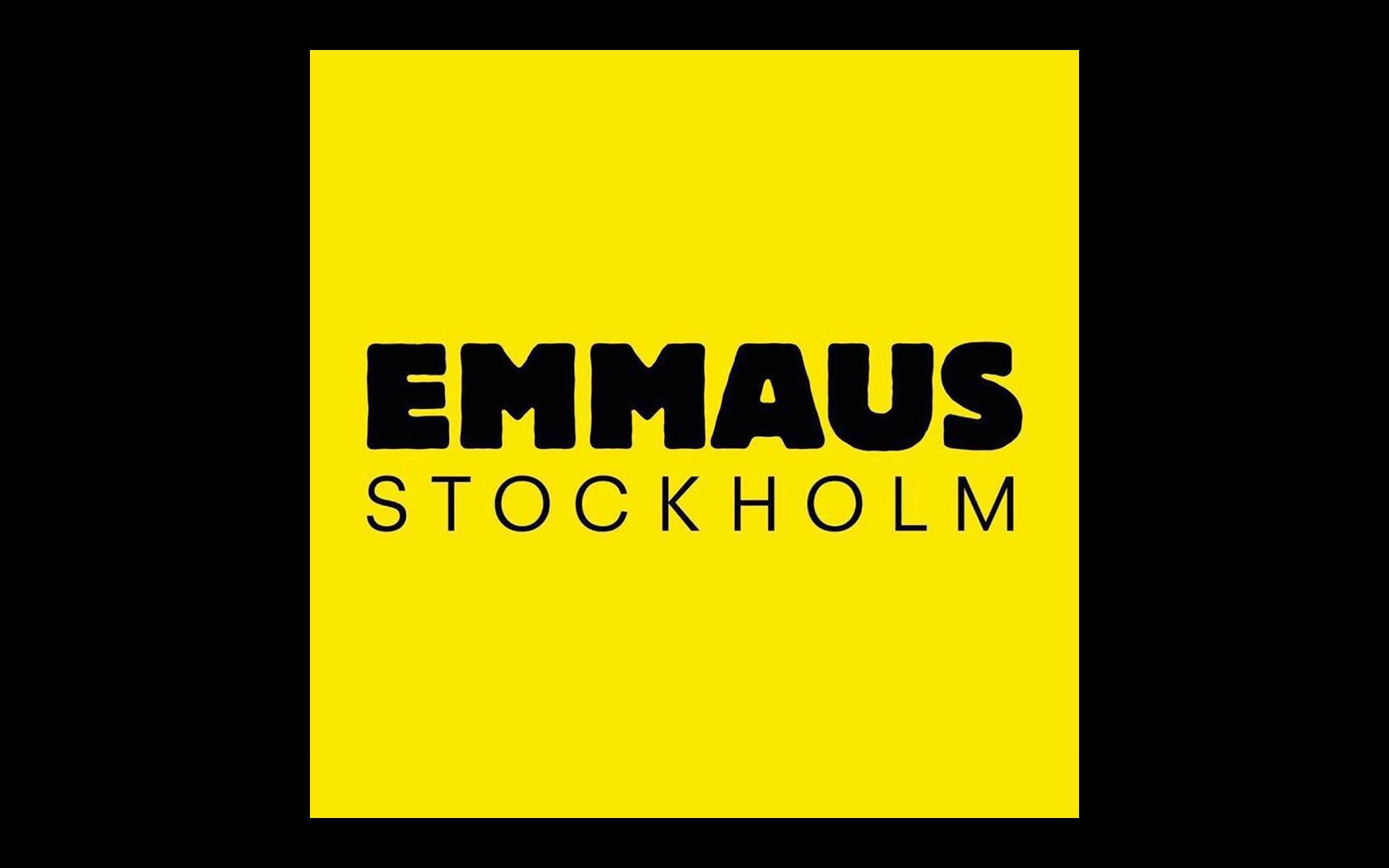 Emmaus Stockholms logotyp