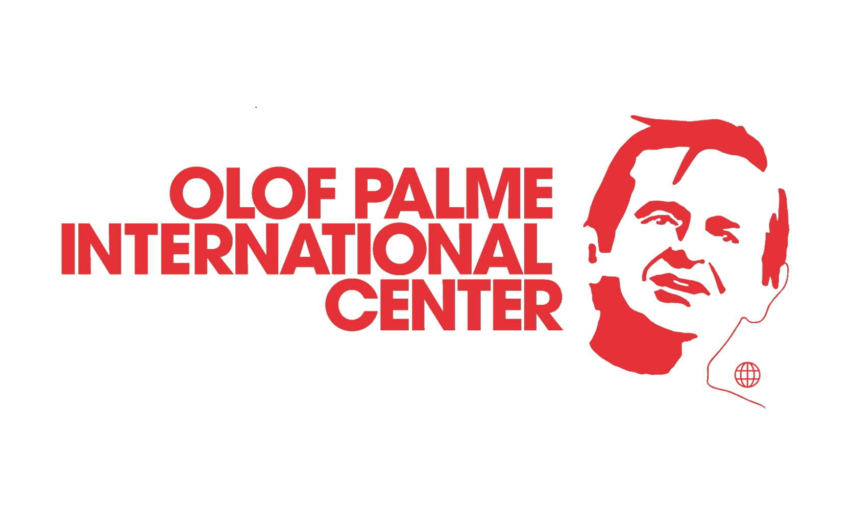 Olof Palme International Centers logotyp