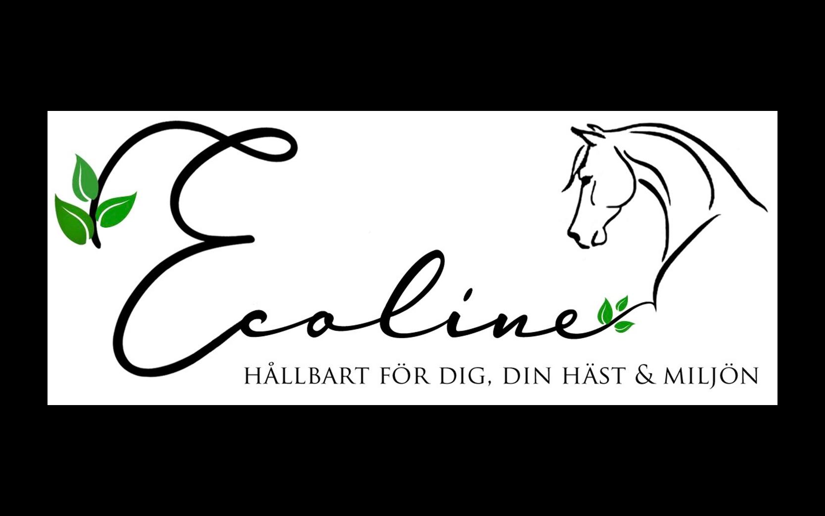 Ecoline Hästsports logotyp