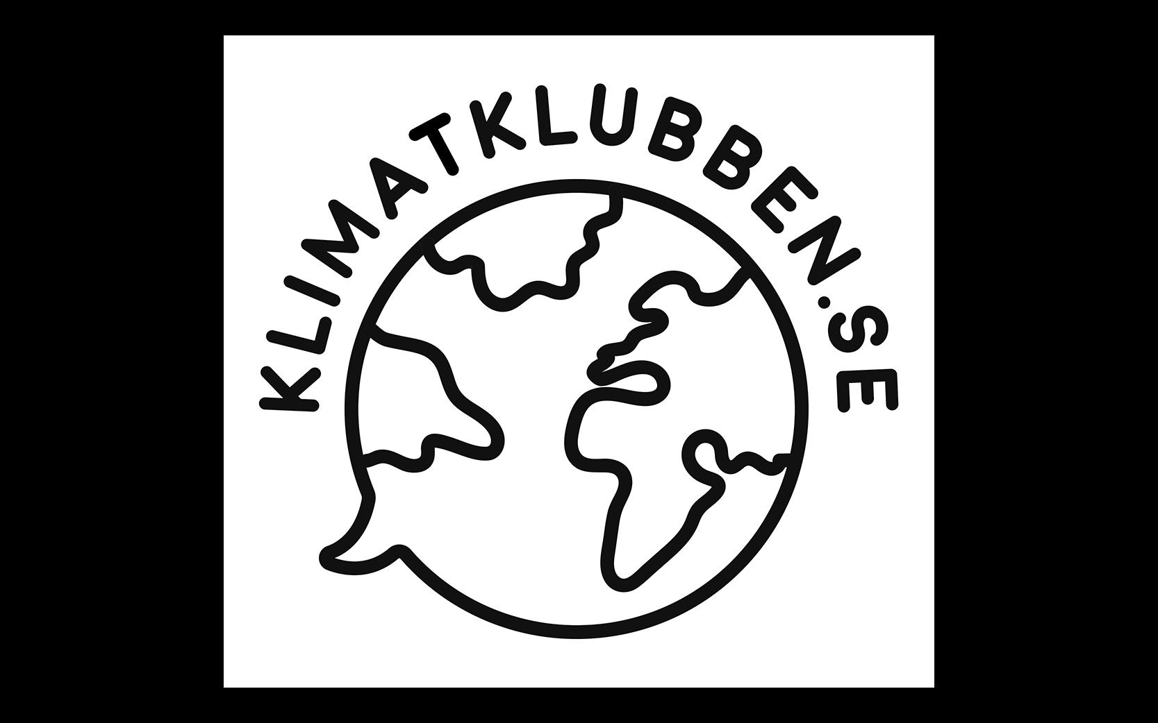 Klimatklubbens logotyp