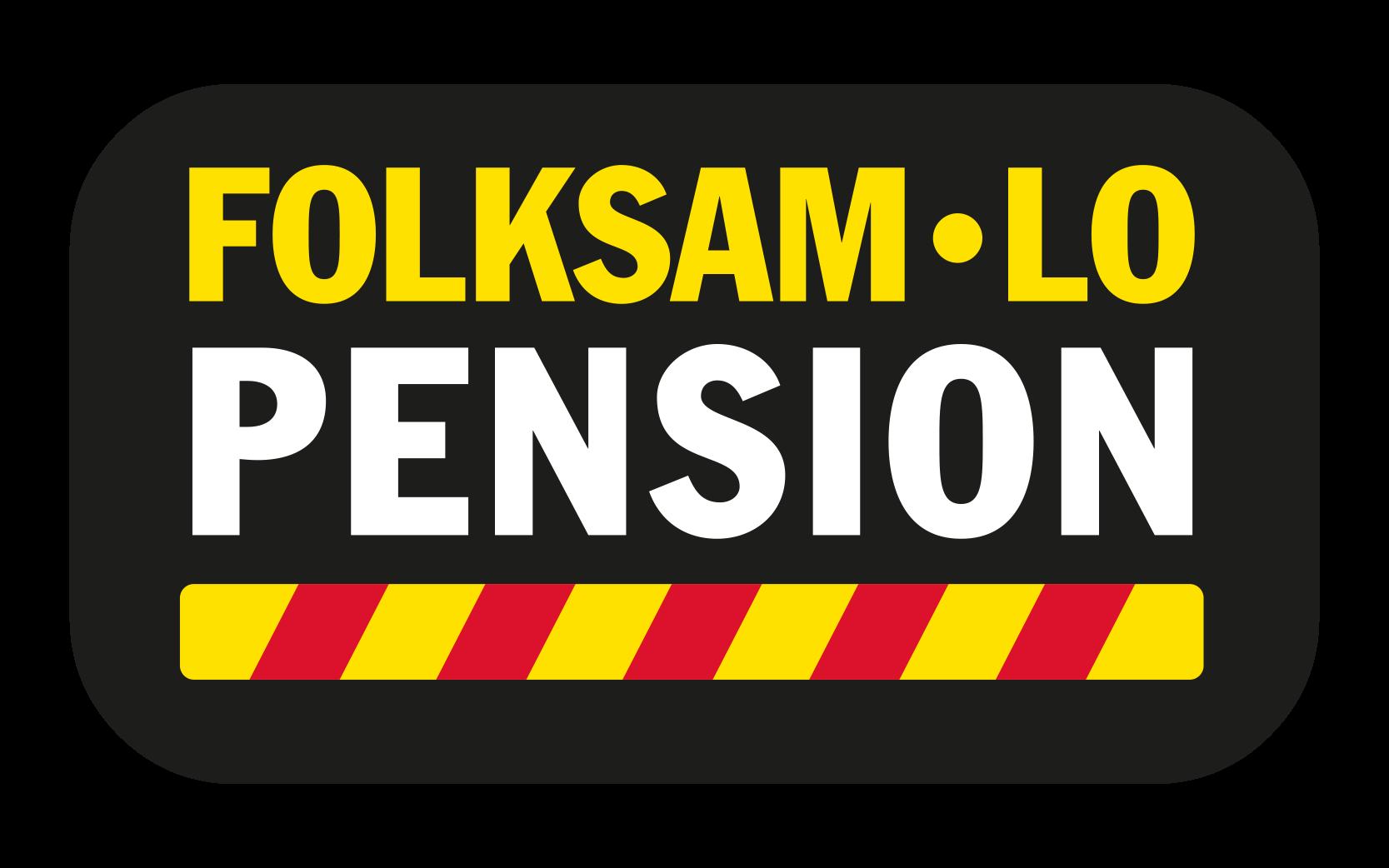 Folksam Lo Pensions logotyp
