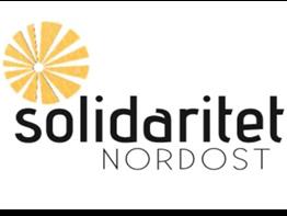 Solidaritetsföreningen i Nordösts logotyp