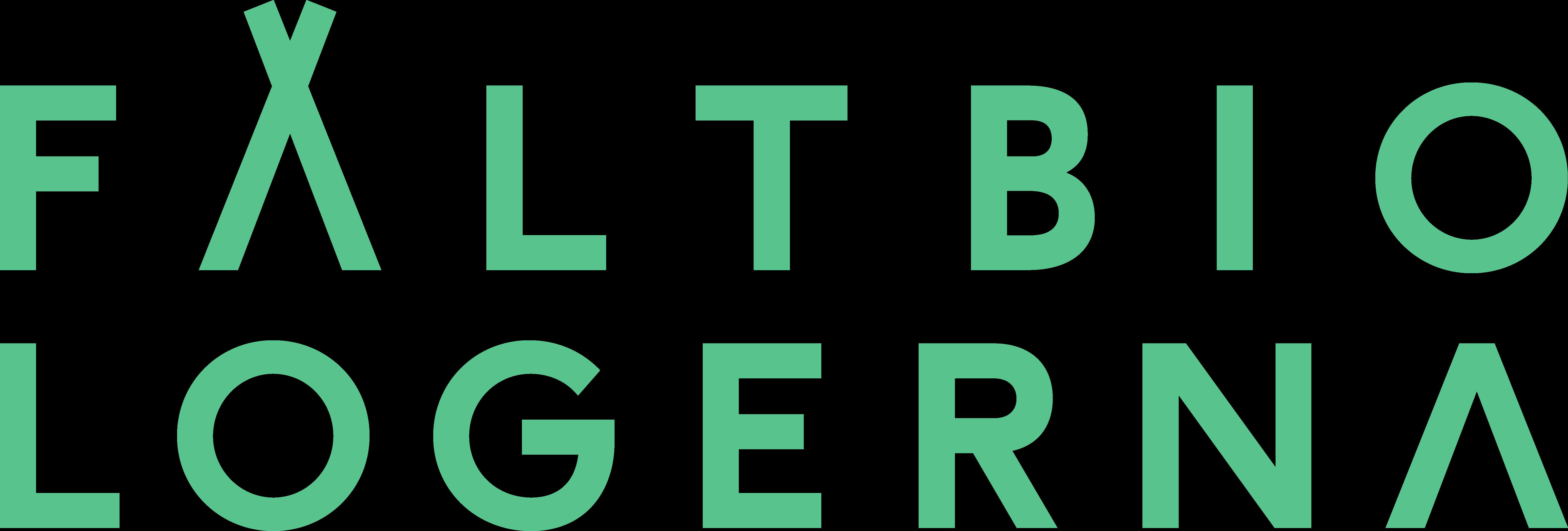 Fältbiologernas logotyp