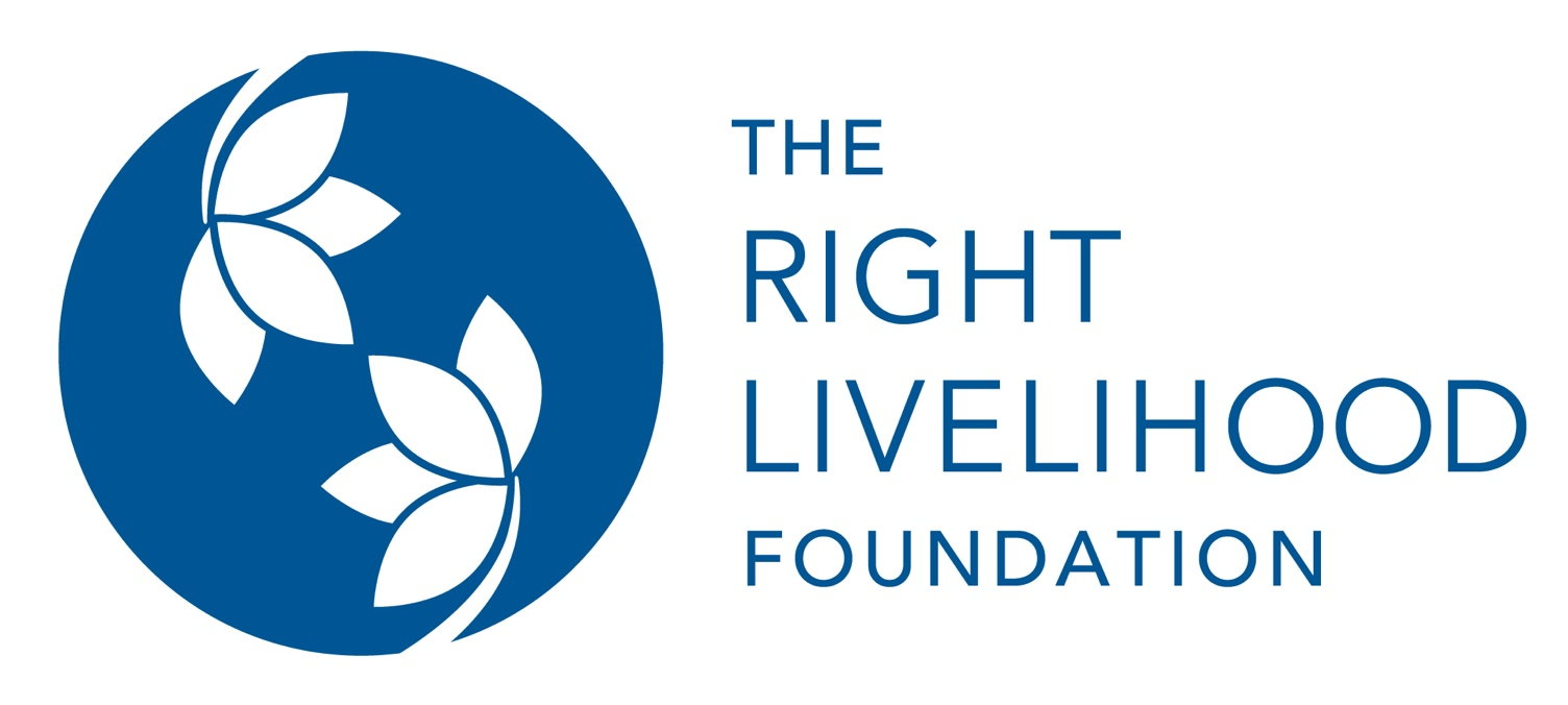 The Right Livelihood Foundations logotyp